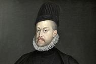 Felipe II, de príncipe del Renacimiento a rey oscurecido por la muerte y la leyenda negra