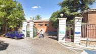 Vista de la entrada de la residencia social asistida San José de Toledo