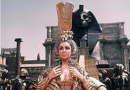 La actriz Elizabeth Taylor en 1962 durante el mítico rodaje de Cleopatra. Foto: Gtresonline.