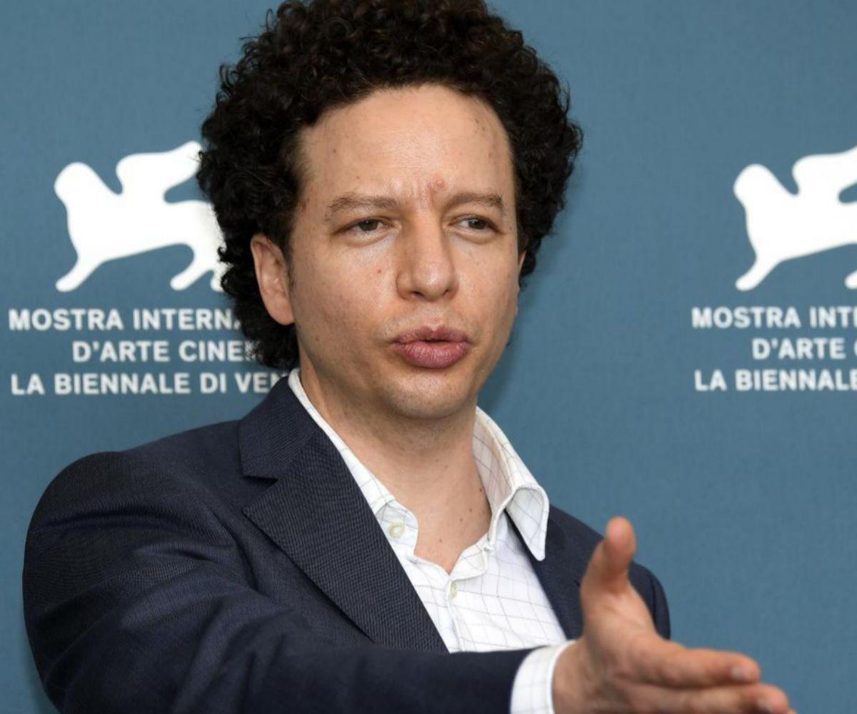 El director mexicano Michel Franco.