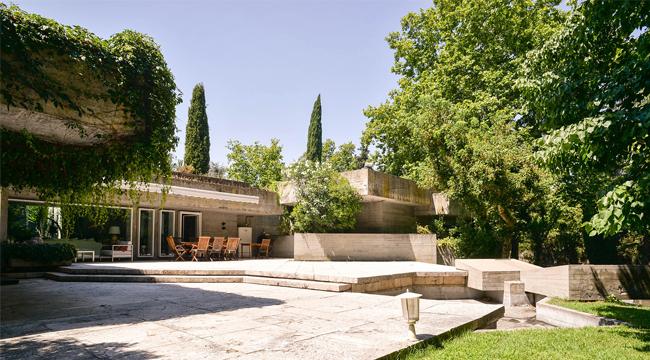 Javier Carvajal Ferrer. Casa Carvajal (1966)