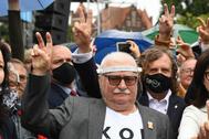 El sindicato anticomunista Solidaridad, al que ha copiado Vox, cumple 40 años
