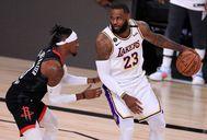 LeBron James devuelve a los Lakers a las finales del Oeste una década después