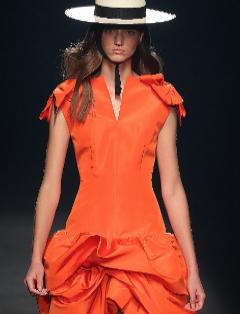 Mercedes-Benz Fashion Week Madrid - Colección primavera-verano 2021 - Desfile de Pertegaz