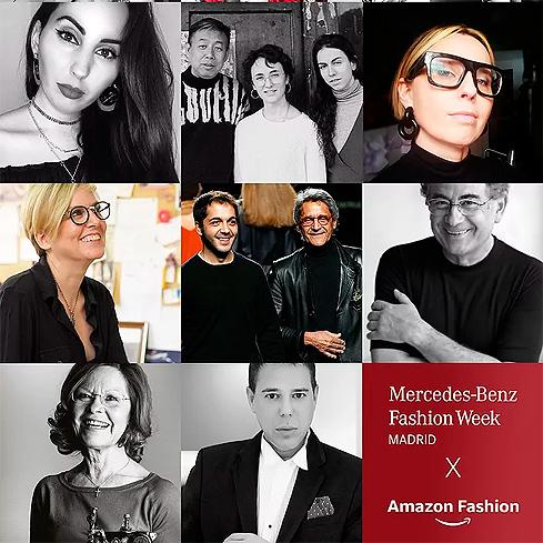Amazon pone a la venta las colecciones de moda de los diseñadores españoles que desfilan en Cibeles