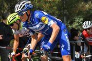 Enric Mas, durante el Tour de Francia.