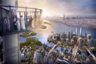 Así será el nuevo edificio más alto del mundo, diseñado por Santiago Calatrava