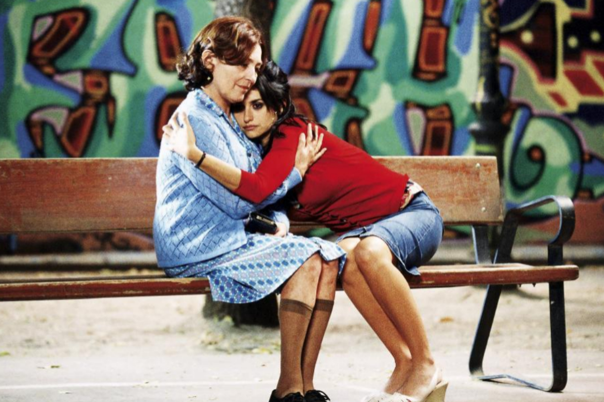 Carmen Maura y Penélope Cruz, en un fotograma de 'Volver'.
