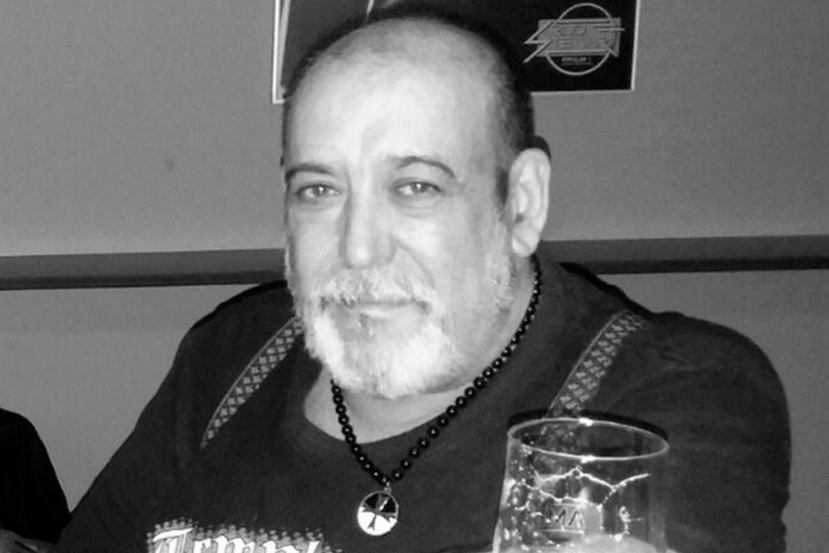 La víctima, Víctor Laínez, de 55 años.