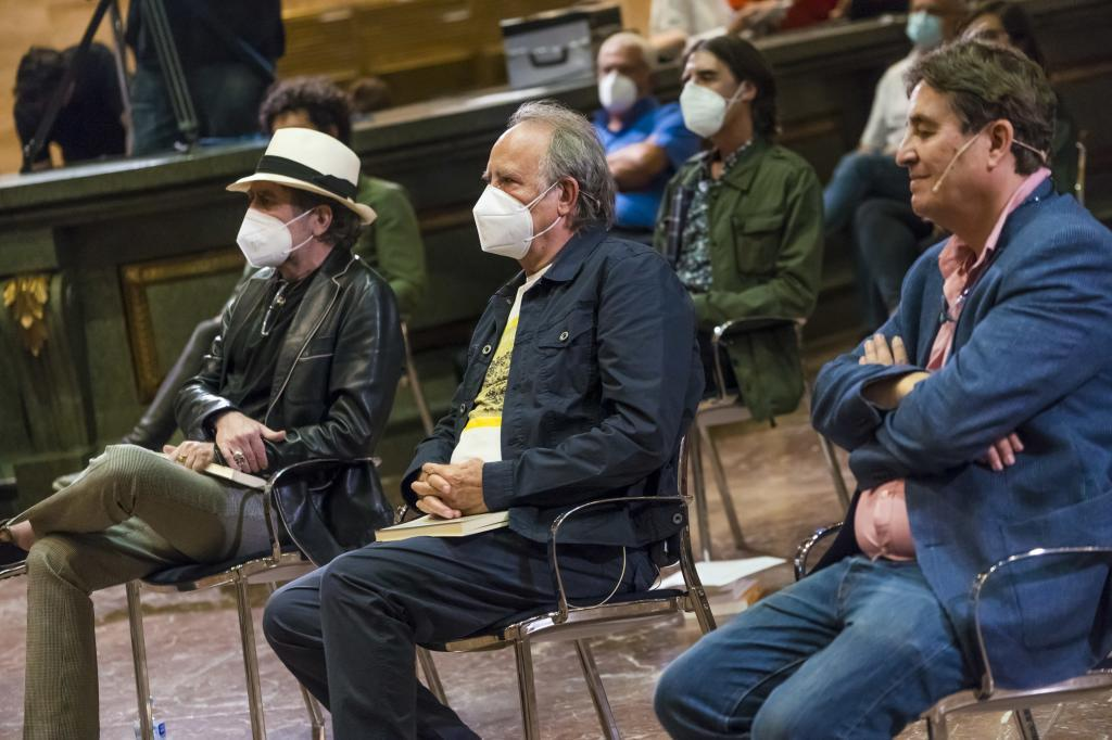 Centenario Benedetti: Serrat escoge su mejor poesía