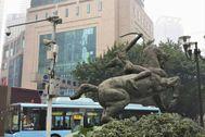 Chongqing, la ciudad con más cámaras de vigilancia de China.