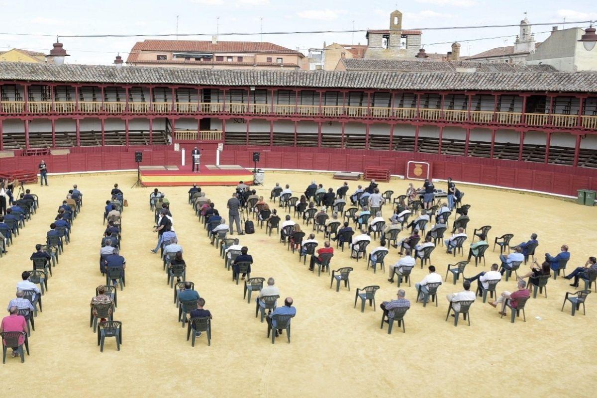 La Fundación presenta el ciclo de novilladas impulsado por Castilla y León