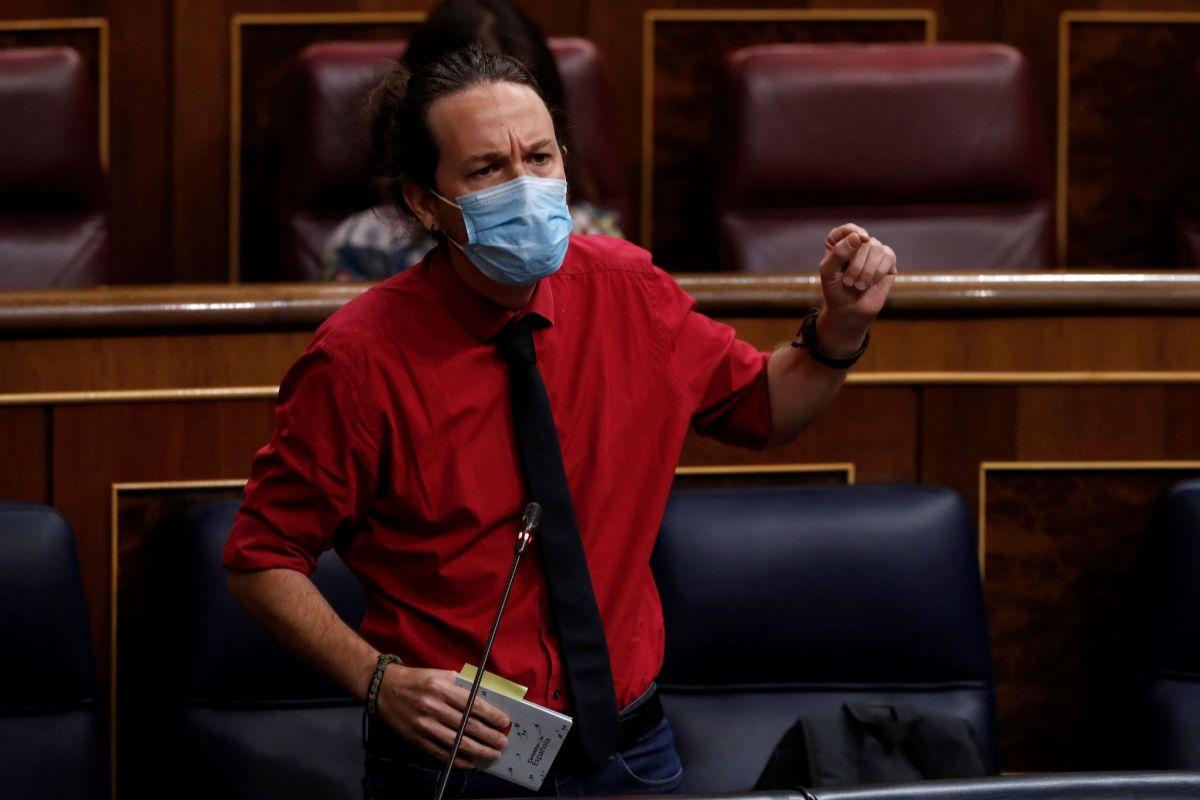 Pablo Iglesias niega el problema de la 'okupación' mientras Marlaska promete agilizar los desalojos