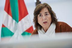 Urkullu recoloca a la ex consejera Cristina Uriarte como asesora, con nivel de viceconsejera
