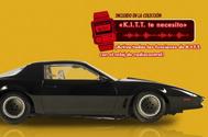 K.I.T.T., el mítico coche fantástico, reaparece en los quioscos en forma de réplica a escala 178.