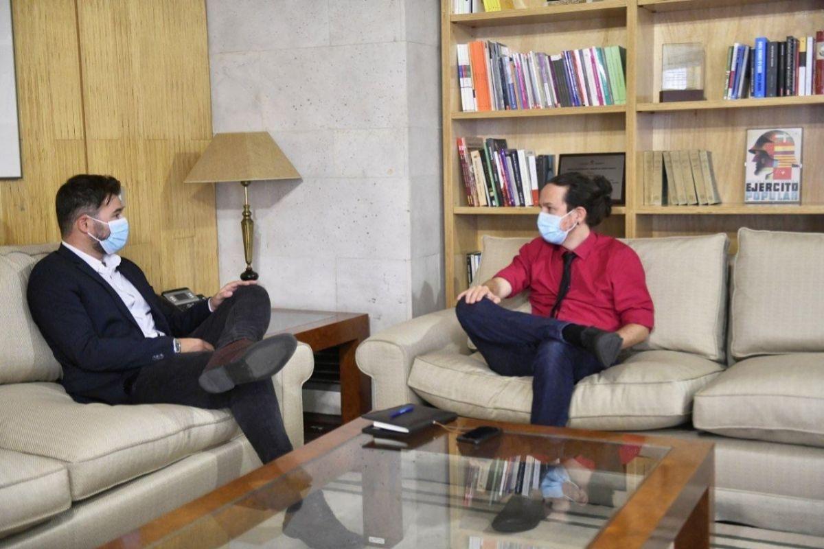 ERC exhibe su complicidad con Pablo Iglesias y desdeña a Carmen Calvo