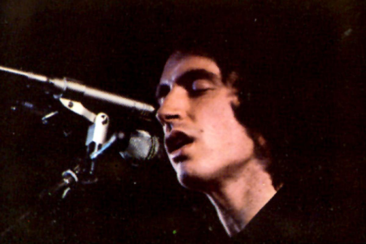 Lluís Llach en los años 70.