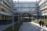 El Hospital Infanta Leonor sufre ya de nuevo una situación alarmante.