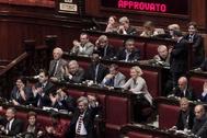 El Parlamento italiano, en una imagen de archivo.