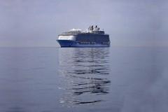 El crucero Alure of the Seas puede alojar a 7.400 pasajeros.