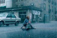 Una imagen de 'Patria', la serie de HBO basada en la novela de Fernando Aramburu.