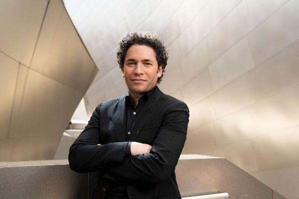 Retrato de Gustavo Dudamel.