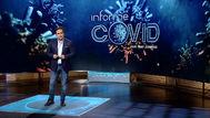 Informe Covid: Iker Jiménez muestra en Cuarto Milenio la situación de la vuelta al cole