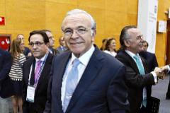 El presidente de la Fundación Bancaria la Caixa, Isidro Fainé.