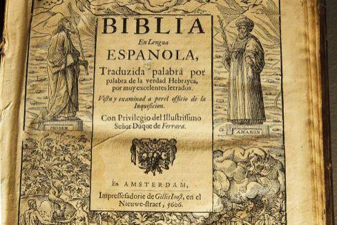 La Historia imaginaria de la Biblia: el rastro de España en el Antiguo Testamento