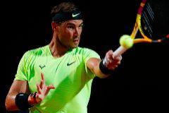 Masters de Roma, en directo: Nadal gana el primer set ante Lajovic