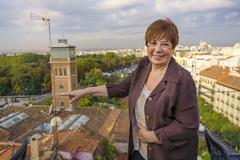 Celia Villalobos posa para La Otra Crónica