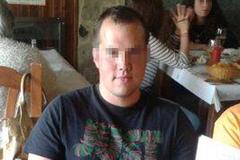 Eugenio  Delgado, de 28 años. Tenía 23 cuando Manuela Chavero desapareció.