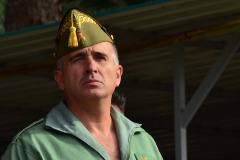 """El jefe de la Legión: """"Ya estamos preparados para actuar como rastreadores"""""""