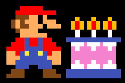 35 años de Mario: de fontanero a símbolo de toda una generación