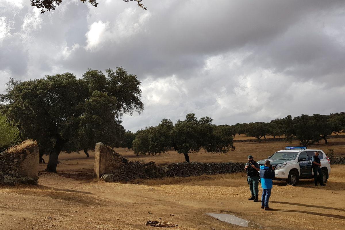 Se reanudan los trabajos de extracción de los restos óseos de Manuela Chavero
