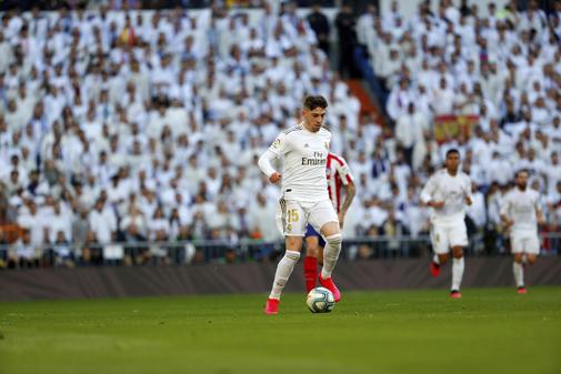 Valverde, un Sergio Ramos para el centro del campo