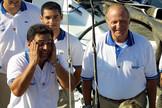 Pedro Campos navega desde hace años con Don Juan Carlos