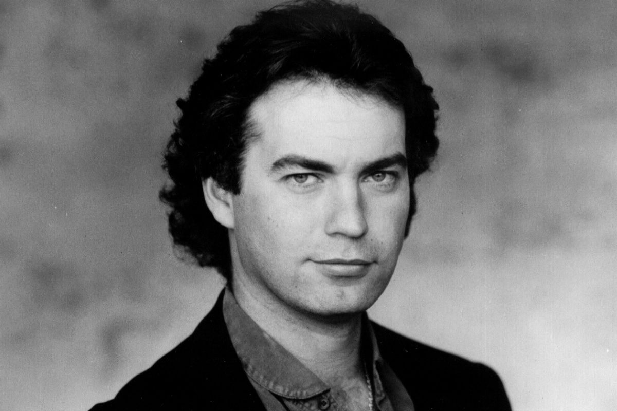 Bertín, en los años 80.