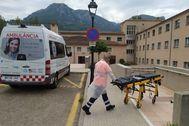 El Govern interviene la residencia privada de gente mayor Bell Entorn para contener los contagios de coronavirus