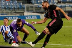 La falta de pegada frustra al Real Madrid en Anoeta