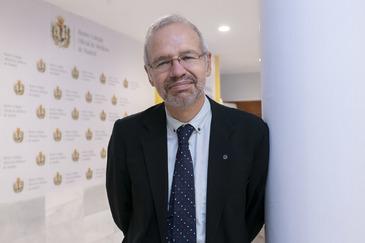 Manuel Martínez-Sellés, nuevo presidente del Colegio de Médicos de Madrid.