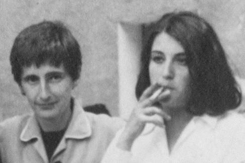 """La presa política Lola Canales: """"Franco me quitó la libertad  y Sánchez quiere quitarme el honor"""""""