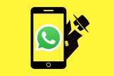 Cuidado con las aplicaciones espía de WhatsApp.