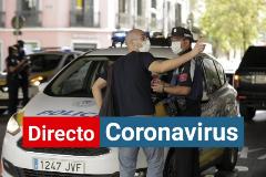 Restricciones a la movilidad en Madrid en 37 zonas con más incidencia del Covid-19.