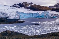 Al Machu Picchu le sale un competidor: un glaciar llamado Pastoruri