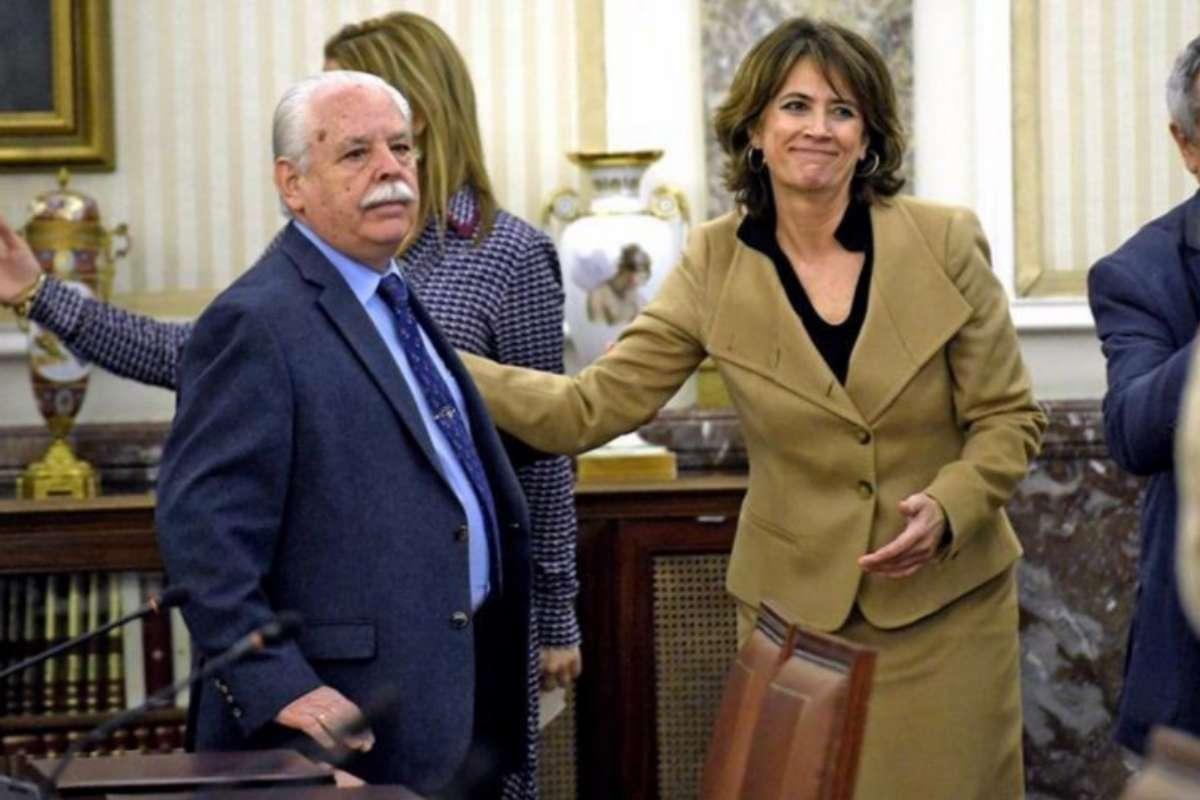 La Fiscalía General abre una investigación sobre las supuestas presiones denunciadas por Navajas