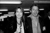 Jane Birkin y Serge Gainsbourg