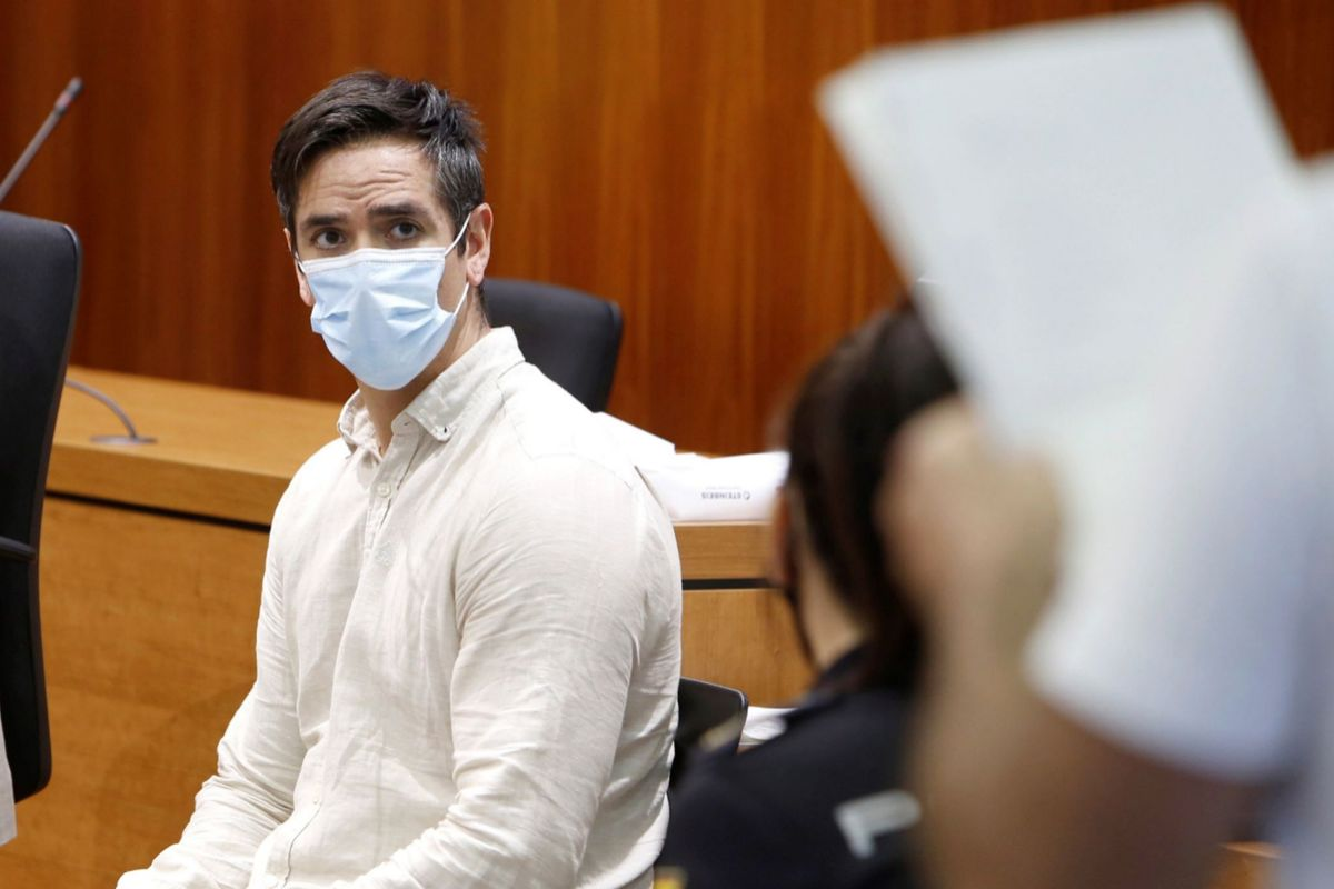 Rodrigo Lanza, condenado a 20 años de prisión por asesinato por motivos ideológicos