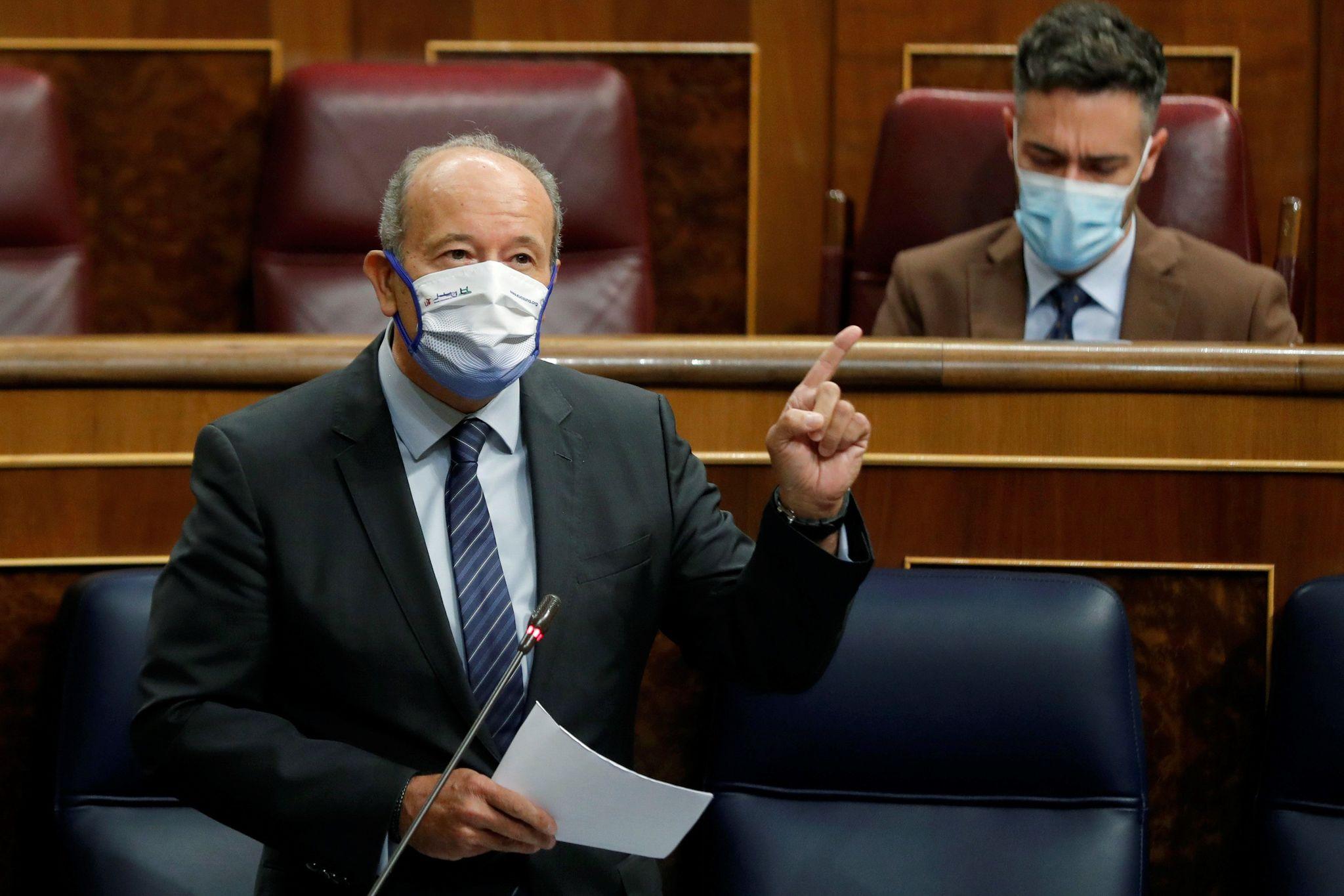 El ministro de Justicia anuncia que los indultos a condenados por el 1-O empezarán a tramitarse la semana que viene