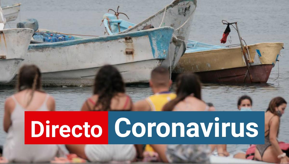 Canarias | Coronavirus, última hora: Muere con Covid-19 otro ocupante de la patera que llegó a Tenerife con un fallecido